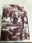 Triple - M Yearbook 2001 By The MG Car Club