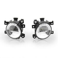 Pair LED Fog Light For Infiniti 2014-18 Q50 2015-2017 QX60 QX80 Q70/Q70L/Q70 L&R