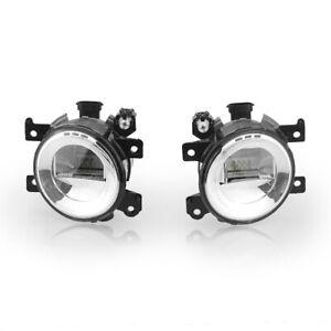 Pair LED Fog Light For Infiniti 2014-18 Q50 2014-2017 QX60 QX80 Q70/Q70L/Q70 L&R