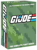 G.I. Joe: A Real American Hero: The Complete First Series (Series 1) DVD NEW