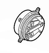 9646123380 - MOTORINO SPECCHIO RETROVISORE LANCIA PHEDRA - FIAT NUOVO ULYSSE