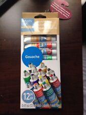 Artist's loft Gouache Paint 12 Pc