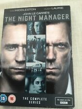 THE NIGHT MANAGER DVD THE COMPLETE SERIES   BRAND NEW SEALED GENUINE  FREE P&P