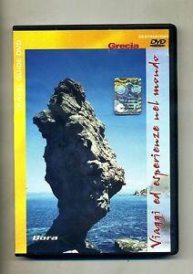 VIAGGI ED ESPERIENZE NEL MONDO - GRECIA # Borax Entertainment DVD-Video