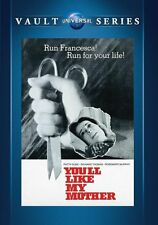 YOU'LL LIKE MY MOTHER DVD - PATTY DUKE - UNIVERSAL VAULT SERIES - HORROR