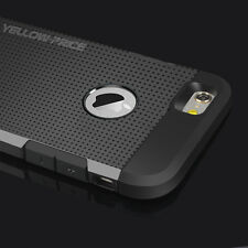 Hybrid Shockproof Rugged Rubber Hard Armor Case Dot Cover for iPhone 6 4.7''
