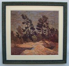 """Group of Seven, Tom Thomson """"Bying Inlet"""" Large Print"""