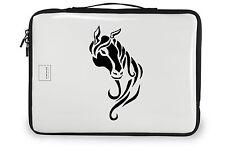 Horse decal, tribal horse riding vinyl sticker, horse vinyl decal