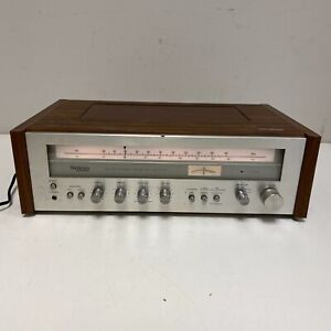TECHNICS SA5170 RECEIVER VINTAGE STEREO By Panasonic 1970's Made In Japan TESTED