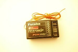 RC FUTABA FP-R138DP PCM 1024 RECEIVER 35MHz