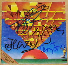 MONTY PYTHON HOLY GRAIL SIGNED CD CLEESE JONES GILLIAM IDLE PALIN UACC DEALERS