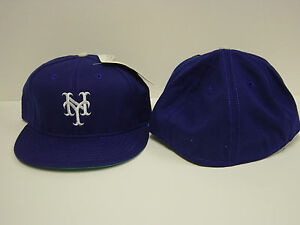 1936 New York Giants Baseball Fitted Hat American Needle Cooperstown Collection