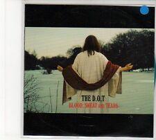 (FD45) The D.O.T, Blood, Sweat And Tears - 2013 DJ CD