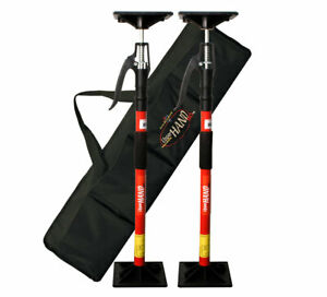 Fastcap 3-HUPPERHAND Upper 3rd Hand Support Poles System 2-pack Kit