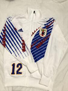 JAPAN NATIONAL JACKET RETRO Vintage 1994-1996 100% Original ADIDAS L Men size