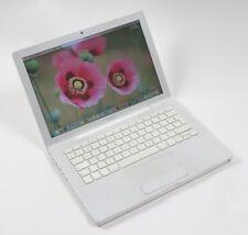 """Apple MacBook 13"""" White 2.0GHz 4GB RAM 320GB HDD A1181 EL CAPITAN *REFURBISHED*"""