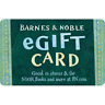 Barnes & Noble Gift Card $10 Value, Only $9.00! Free Shipping!