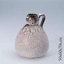 Studio Ceramik/Studiokeramik Vase Albert Kiessling H=12,5 cm 50s - GDR #582