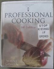 New 3 Book Bundle-Professional Cooking 4th Ed.-Textbook,Study Guide & Workbook