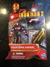 Iron Man 2 WAR MACHINE MUNITIONS ARMOR Hasbro 2010 Action Figure New