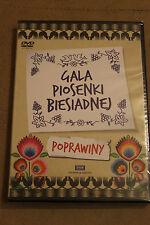Gala Piosenki Biesiadnej: Poprawiny - DVD - POLISH RELEASE