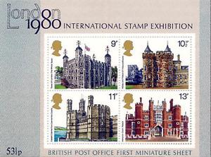 GB Miniature Sheets 1980 - 2007( MS1058 - 2796 ) MNH. Pick from List.
