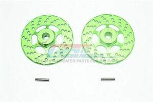 GPM GT010D+1MM ALLOY +1MM HEX W/ BRAKE DISK TRAXXAS 1/10 4WD FORD GT4-TEC 2.0