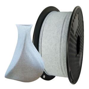 3D Printer Filament 1.75mm 1KG 2.2LB PETG Marble Filament Spool Printer Material