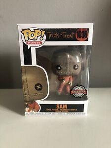 Trick R Treat Sam Horror #1036 Exclusive Funko Pop Vinyl