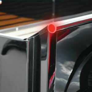 1950-72 Ford F-Series Truck 15/16 LED Bed Roll Tail Light Housing Windsor BBF F1