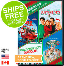 Fred Claus / Just Friends / Unaccompanied Minors / Lampoon's Christmas Vacation