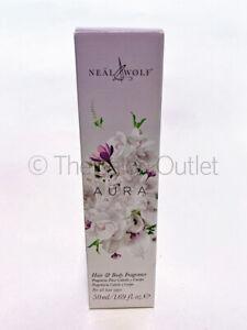 Neal & and Wolf Aura Hair & Body Fragrance 50ml (RRP £22.75 - Multibuy Savings)