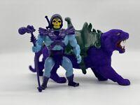MOTU Skeletor Panthor Masters of the Universe complete He-Man MOTUC Lot Origins