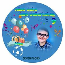 Round Cake set Ø ca. 20 CM-Birthday cake picture Photo Cake Sugar IMAGE