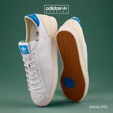 bnib ADIDAS alderley SPZL  UK 12  White & Blue FX1502