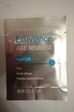 Exuviance Age Reverse Night Lift set of 10 samples Travel Size 2g / 0.07oz