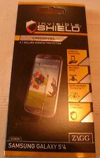 ZAGG invisibleSHIELD pour Galaxy S4 Protecteur d'écran (1st Classe P + P)