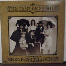 Carter Family Breaking Tradition vinyl AG7783    091518LLE
