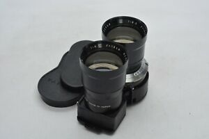 [Exc+5] Mamiya Sekor 18cm 180mm f/4.5 TLR Lens for C220 C330 From JAPAN #2894