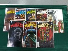 MISTER MIRACLE#5-12 NM LOT 2017 TOM KING DC COMICS