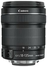 Canon EF-S 18-135mm f/3.5-5.6 IS STM Lens - Brand New in White Box, with 1-year