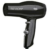 Travel and Home Hair Dryer,Lightweight&Flexible,1875W(Black )