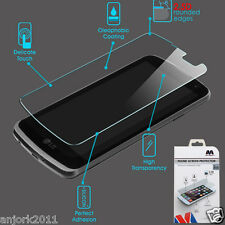 9H HARDNESS 0.3mm TEMPERED GLASS SCREEN PROTECTOR FOR LG OPTIMUS ZONE 3 VS425