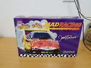 XRare ACTION: 1/24 Funny Car Mad Racing Jerry Toliver - NHRA - NIB