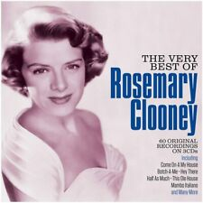 Rosemary Clooney - The Very Best Of / Greatest Hits 3CD NEW/SEALED