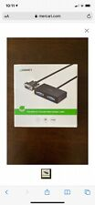 UGREEN VGA Monitor Y Splitter HD15 SVGA Male to Two Female Cable Support 1080P