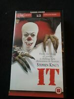 It: Film By T.L. Wallace - Horror Classic (1990) - A.O'Toole/J.Ritter - Pal VHS