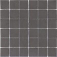 Matte Mosaikfliesen Aus Keramik EBay - Mosaik fliesen schwarz matt
