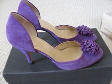 Hobbs Purple Heels size 37