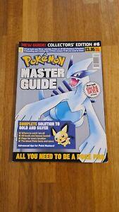 Pokemon Master Guide Collectors Edition - Gold & Silver